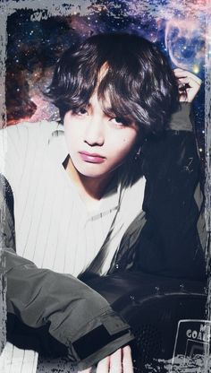 BTS V Love Yourself: Her V version fanart wallpaper This boy will cause someone to die of heart attack one day. BTS V Love Yourself: Her V version Wallpaper Taehyung Gucci, Kim Taehyung, Daegu, Namjoon, Bts Wallpaper Desktop, Boy Band, Bts Love Yourself, Bts Edits, About Bts