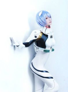 Ayanami Rei | Evangelion #cosplay #anime