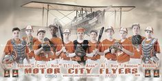 Flyers D'Ambrosio Banner 2016_baseball_Softball Team Banner 2016_Jones Photography_Sports Banner_Softball Banner_Baseball Banner_Team Pictures_Softball Posters_Sports Posters_Softball Team Pictures_Macomb County Photographer_Sterling Heights Photographer