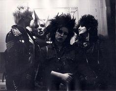Punk-London 1981 | Flickr - Photo Sharing!