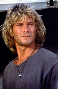 Patrick Swayze, this is just nice...Been thinking of him lately...