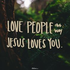 Love-people-Jesus-love