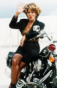 TINA TURNER ...NOW THAT'S INSPIRATION!!!!