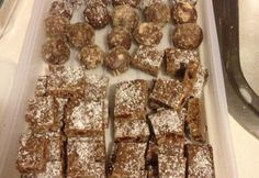 Turkish delight Tim tam slice and balls - Real Recipes from Mums