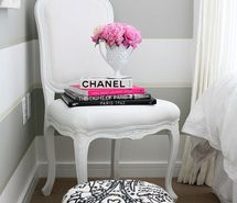 Inspiring picture chair, chanel, decor, home, luxury. Resolution: 427x640 px. Find the picture to your taste!