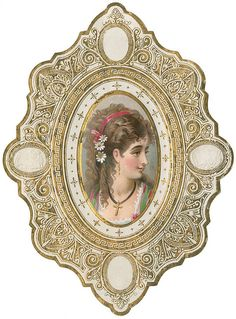 French Perfume label