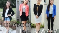 How To: Styling Blazers