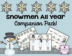 Snowmen All Year Sto