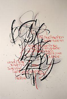 BuchstabenII by betina naab