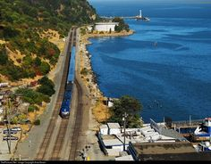 California Zephyr headed East from the Bay Area By Train, Train Tracks, Train Rides, California Zephyr, Vintage Trains, Railway Museum, Jazz Age, Bay Area, Train