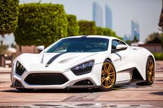 ZENVO ST1 $1.8 million - One Of The Fastest Cars In The World