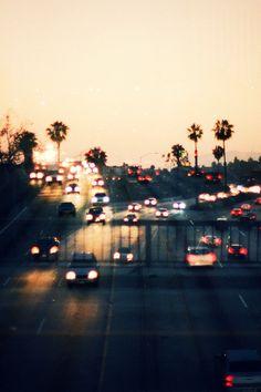 LA freeways