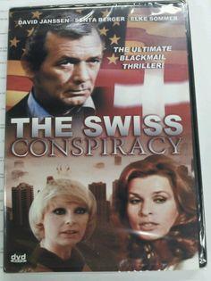The Swiss Conspiracy (DVD, 2004)