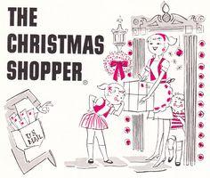 The Christmas Shopper