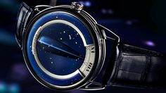 2560x1440 Wallpaper de bethune, watches, men, style