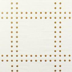 Gold On Ivory Manila Hemp Rivets a Specialty & Metallic 5704 - Phillip Jeffries Metallic Wallpaper, Apple Wallpaper, Trendy Wallpaper, Hallway Wallpaper, Home Wallpaper, Amazing Wallpaper, Bedroom Wallpaper, Cool Wallpapers For Bedroom, Iphone Wallpaper Quotes Inspirational