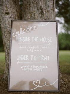White and Green Virginia Wedding by Elisa B, Part II   Southern Weddings