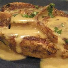 Rich and Creamy Tender Pork Chops (Pressure Cooked)