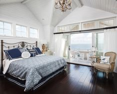 Long Beach Island Bedroom