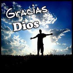 Siempre estar agradecido con Dios por todo lo que nos permite tener y hacer