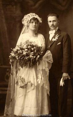 Wedding Photo 1920s