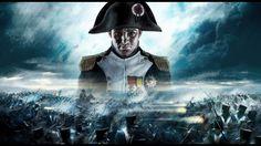 La caída y fallida huida de Napoleón