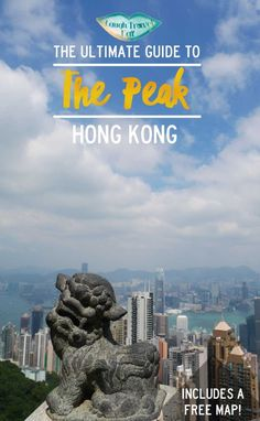 The Peak is many people's symbol of Hong Kong, with its iconic view over the Victoria harbor as well as the famous funicular railway that takes you up there. There is a myriad of things to do up there, and I've certainly visited it many times during my ch Travel Advice, Travel Guides, Hong Kong Travel Tips, Hongkong, China Travel, China Trip, Southeast Asia, Adventure Travel, Brunei