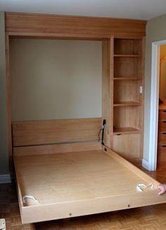 Marvellous Diy Murphy Bed Ideas - DIY Ideas