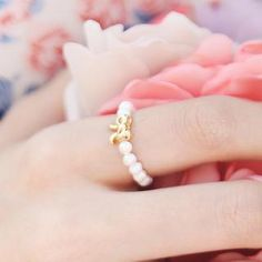 Ribbon Pendant Rings from #YesStyle <3 kitsch island YesStyle.com