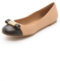 Marc by marc jacobs Tuxedo Ballet Flats Marc by Marc Jacobs