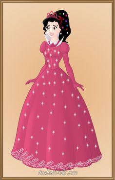 Meet the most spunky, cool, cute, pretty and Glitchy Racer of all Vanellope Von Schweetz belongs to Disney (c) Heronie Creator belongs to Azalea's Dress. Disney Nerd, Disney Stuff, Disney Paper Dolls, Azalea Dress Up, Vanellope Von Schweetz, Doll Divine, Dress Up Dolls, Cosplay Outfits, Princesas Disney