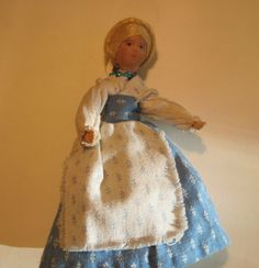Erna Meyer Doll Young Lady
