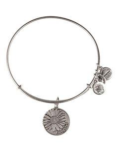 Alex and Ani Sea Turtle Expandable Charm Bracelet Rare NWT