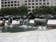 Esculturas públicas