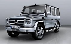 Mercedes-Benz G-Class. If I could have any car this would probably be it. It's only $108,000 MSRP.