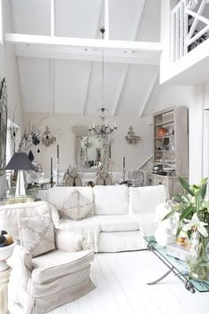English Cottage Living Room. Visit littleemmaenglishhome.blogspot.com