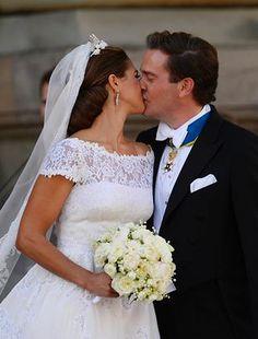 Royal Wedding of Sweden's Princess Madeleine Photos - ABC News