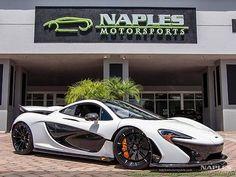 Wow... that car. 2015 McLaren $2,100,000