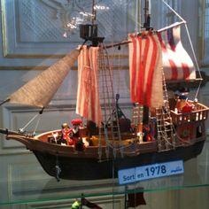 Expo Playmobil - Hôtel de Ville - Versailles . Souvenirs, souvenirs... ;) #playmobil #jouets #toys #bateaudepirates #expo #show