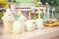 Festa infantil tema Confeitaria | Macetes de Mãe Yogurt, Popsicle Party, 3 Year Olds, Kids Part, Sweets, Kitchen, Women's, Meet