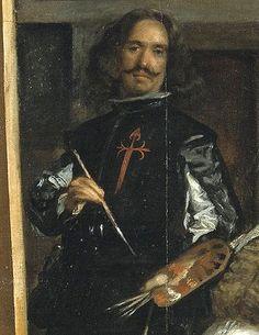 Diego Velázquez: (Sevilla, hacia el 5 de junio de 1599 - Madrid, 6 de agosto de 1660), fue un pintor barroco, considerado uno de los máximos exponentes de la pintura española y maestro de la pintura universal.