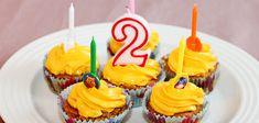 Grov gulrotkake – Barnekokebok Birthday Candles, Muffins, Bakery, Desserts, Food, Tailgate Desserts, Muffin, Deserts, Essen
