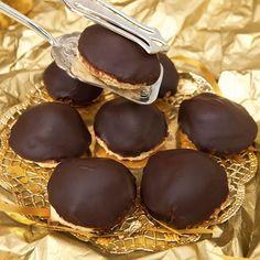 Chokladbiskvin är en klassisk kondisbit som går bra att frysa. Foto Thomas Hjertén