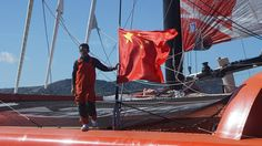 QINGDAO, China, Jan. 4, 2017 /PRNewswire/ -- October 25, 2016 is a memorable day in the world's sailing history.<br /><br />On...