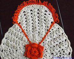 Passo à Passo do Tapete de Crochê em Formato de Flor