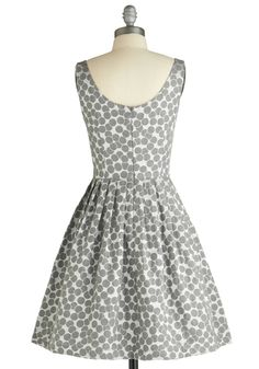 Snow Wonder Dress, #ModCloth