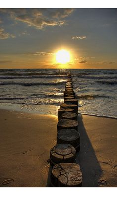 the path to . . .