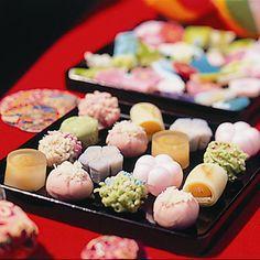和菓子 japanese sweeties