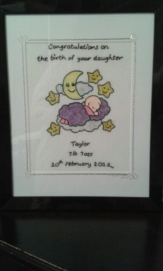 Birth of your daughter pic