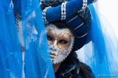 Venezia, maschere durante il Carnevale